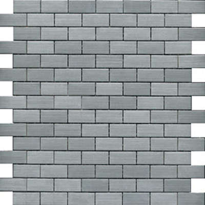 ������� L Antic Colonial  Mosaico Brick Acero 2x4 G-533